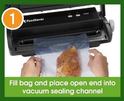 FoodSaver V2244 review