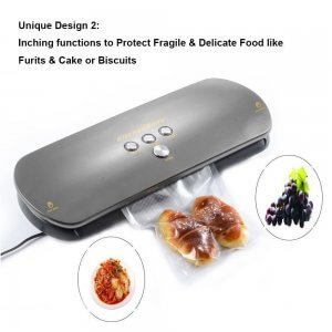 KitchenBoss Vacuum Sealer